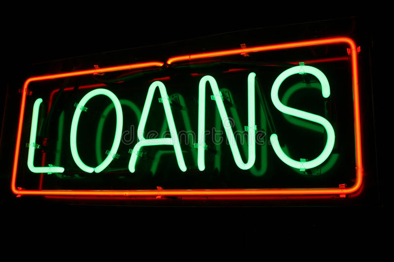 red-green-neon-loan-sign